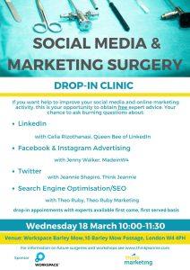 Social Media Surgery Chiswick